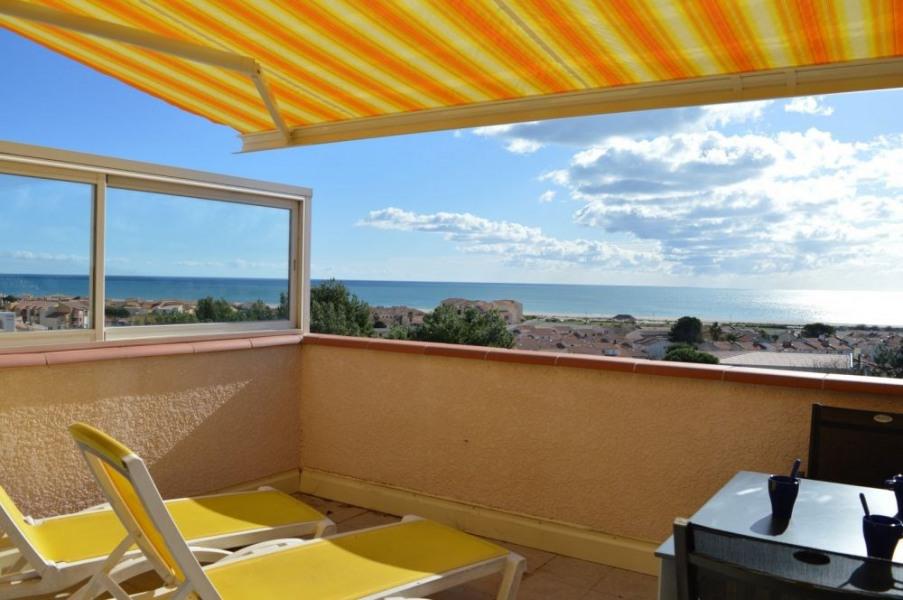 Saint Pierre la Mer (11) - Quartier de la Vigie - Résidence Les Perles d'Azur. Pavillon 3 pièces - 60 m² environ - ju...