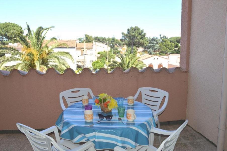 Argèles Sur Mer (66) - Quartier centre plage - Résidence Le Central Beach. Studio avec coin-cabine - 25 m² environ - ...