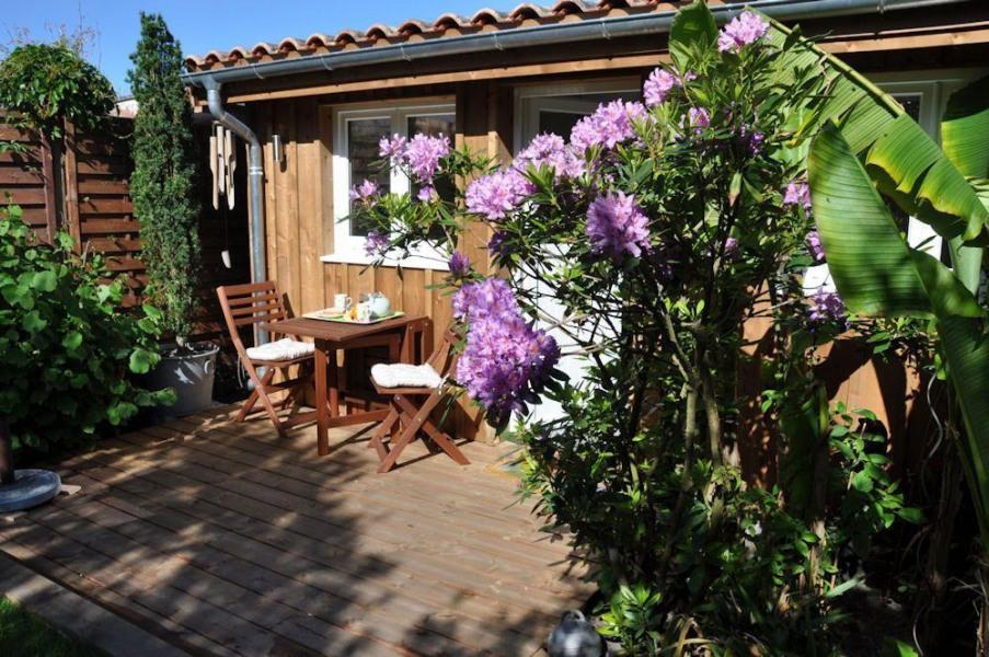 Location vacances Lacanau -  Chambre d'hôtes - 3 personnes - Chaise longue - Photo N° 1