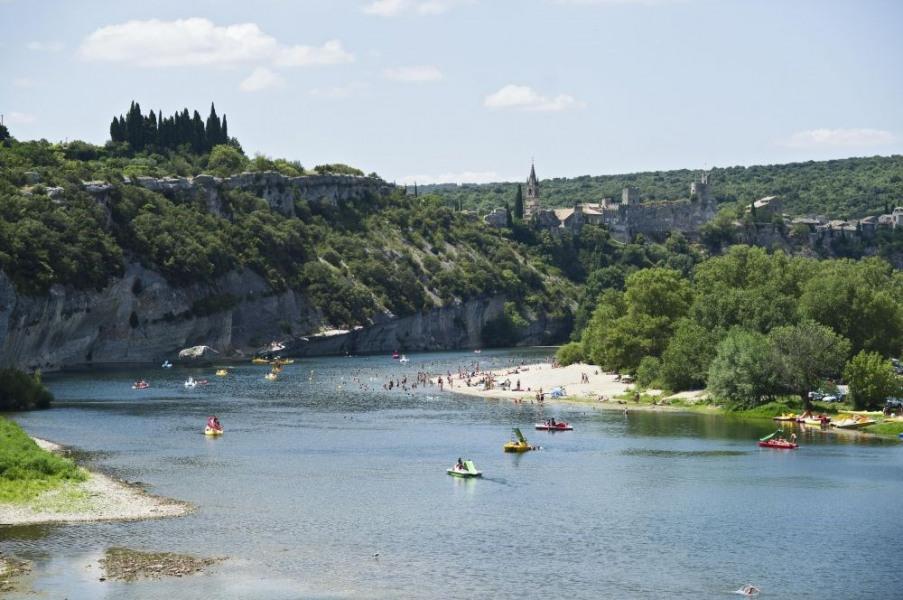 Huttopia le Moulin, 139 emplacements, 58 locatifs