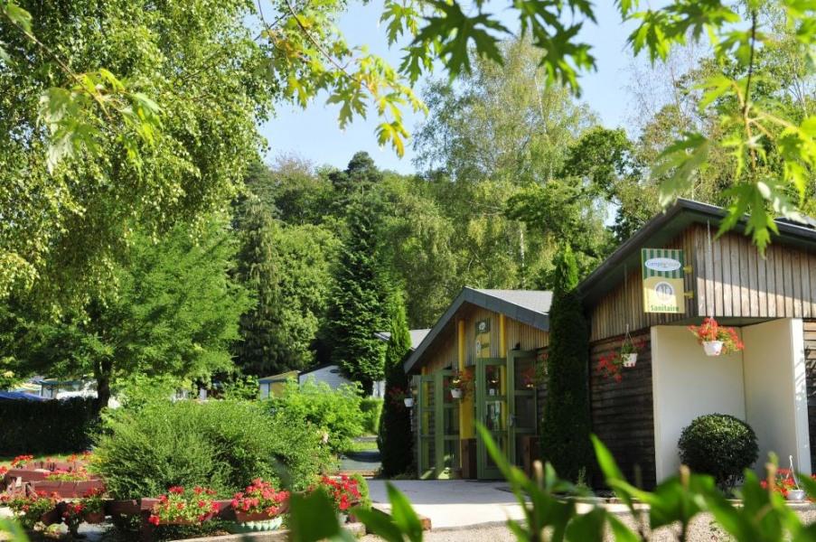 Campéole Le Coiroux, 62 emplacements, 80 locatifs