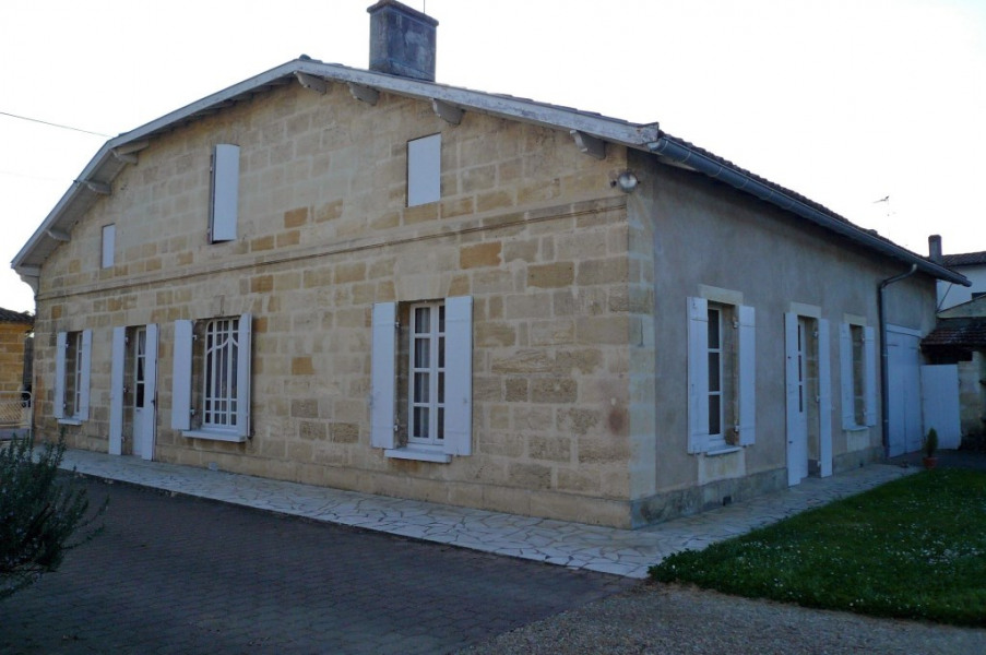 Location vacances Castillon-la-Bataille -  Maison - 8 personnes - Barbecue - Photo N° 1