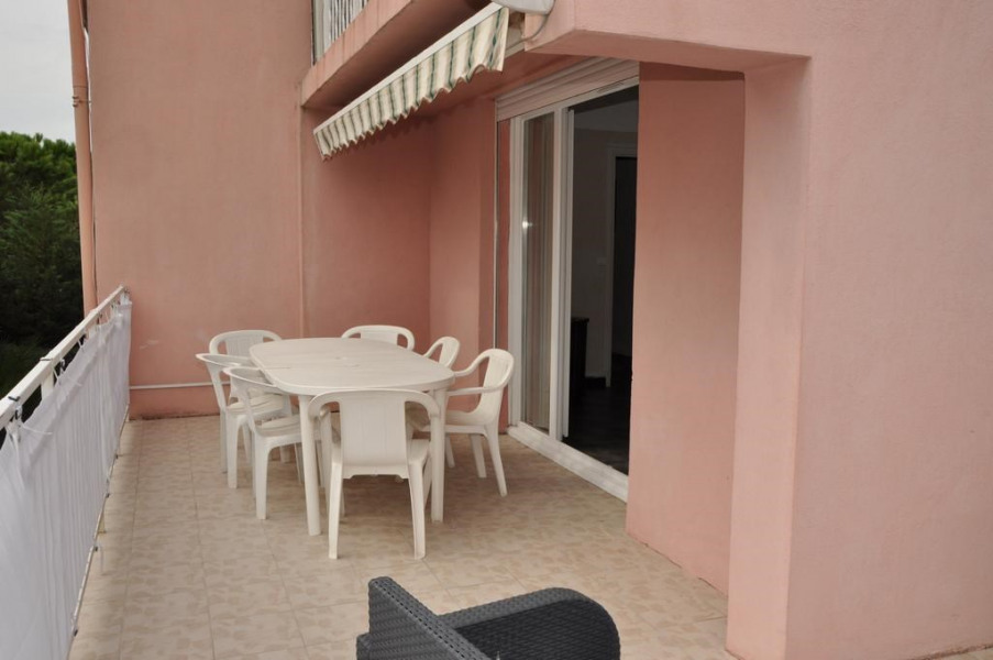 Location vacances Saint-Raphaël -  Appartement - 8 personnes - Barbecue - Photo N° 1