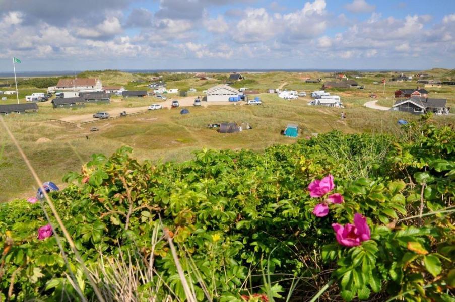 Dancamps Holmsland, 135 emplacements, 10 locatifs