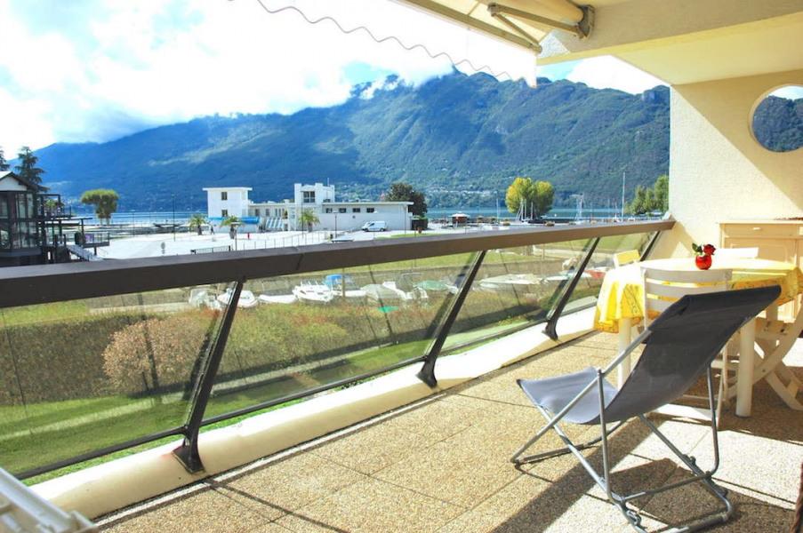 Location vacances Aix-les-Bains -  Appartement - 2 personnes - Chaise longue - Photo N° 1