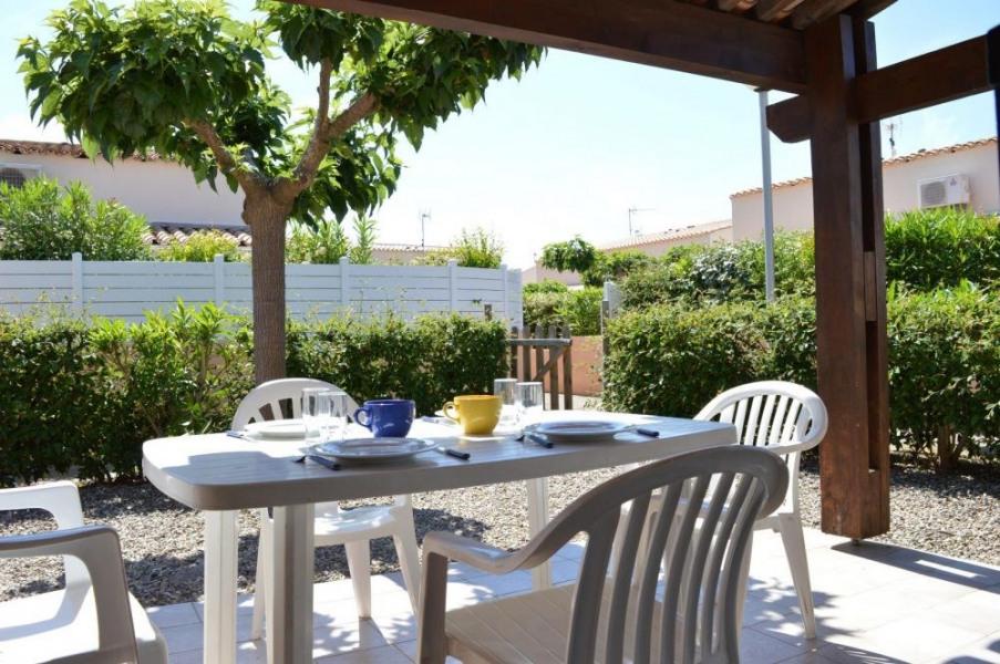 Cap d'Agde (34) - Quartier Plage Richelieu - Résidence Golf Club résidence.