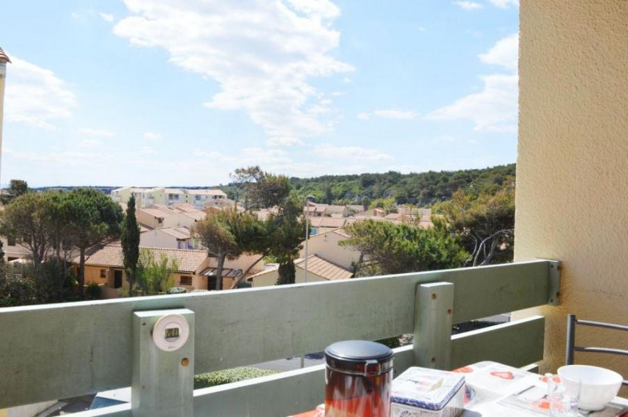 Narbonne Plage (11) - Quartier des Karantes - Résidence les Pins. Appartement 2 pièces - 22 m² environ - jusqu'à 4 pe...