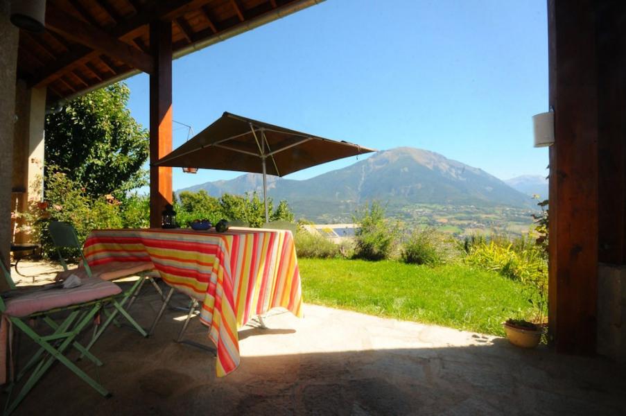 Location vacances Embrun -  Maison - 9 personnes - Barbecue - Photo N° 1