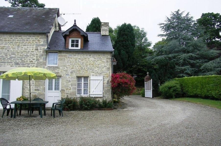 Location vacances Mandeville-en-Bessin -  Maison - 2 personnes - Barbecue - Photo N° 1