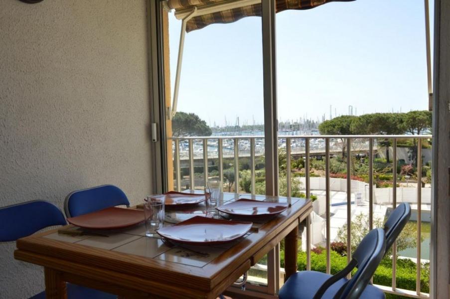 Résidence Le Pharo, appartement studio de 18 m² environ pour 3 personnes situé à 600 m de la plage.