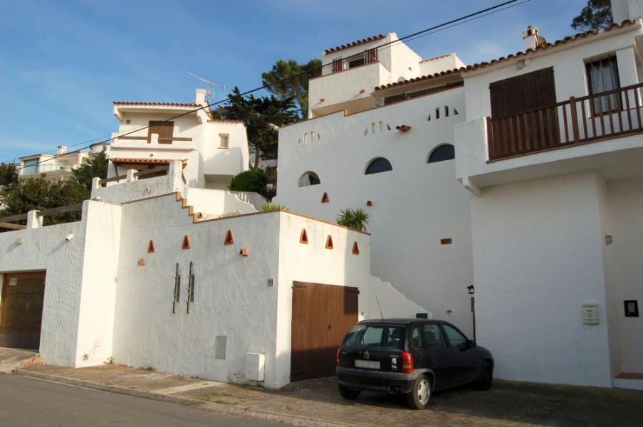Maison MÈDIT, pour 6 personnes avec vue panoramique sur la baie de Roses
