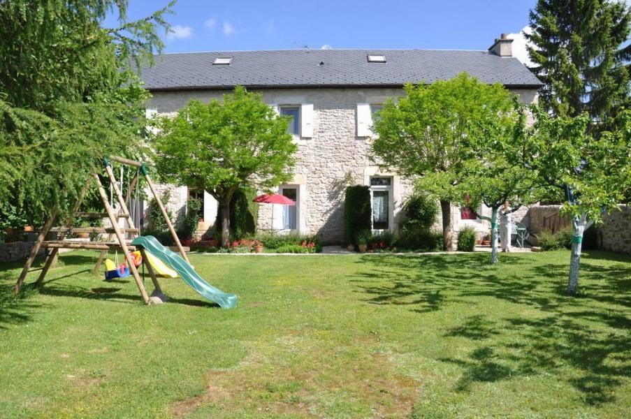 Location vacances Le Massegros -  Appartement - 6 personnes - Jardin - Photo N° 1