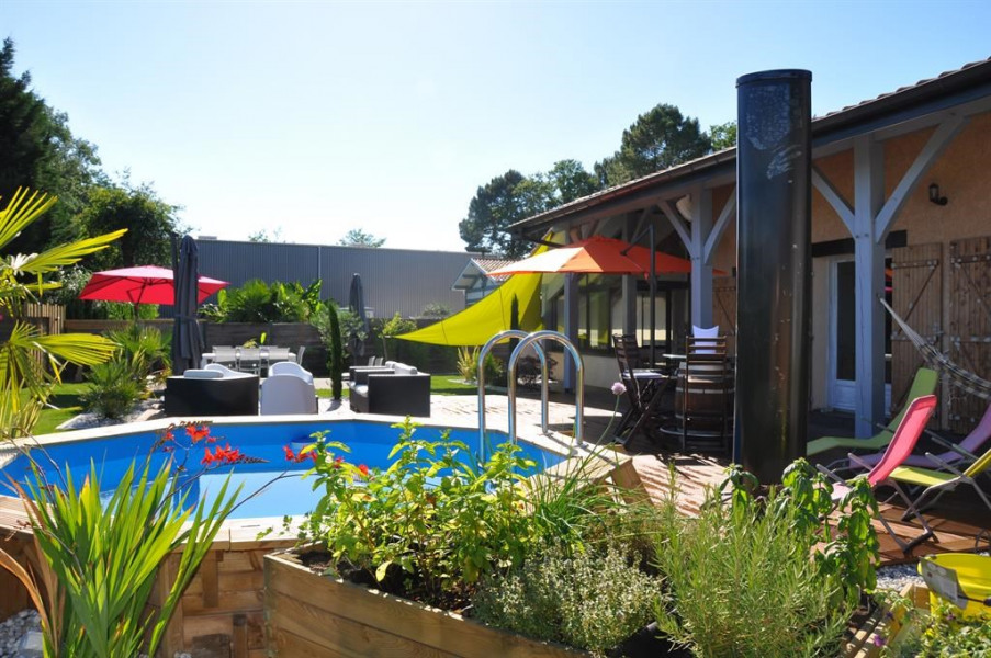 Holiday rentals Tosse - House - 8 persons - BBQ - Photo N° 1