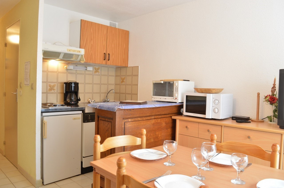 Location vacances Le Grau-du-Roi -  Appartement - 4 personnes - Four - Photo N° 1