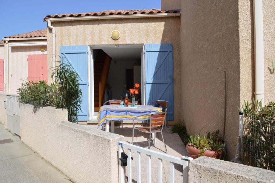 Saint Pierre la Mer (11) - Quartier de la Vigie - Résidence Mer Indigo - Coté Mer. Pavillon 4 pièces - 43 m² environ ...