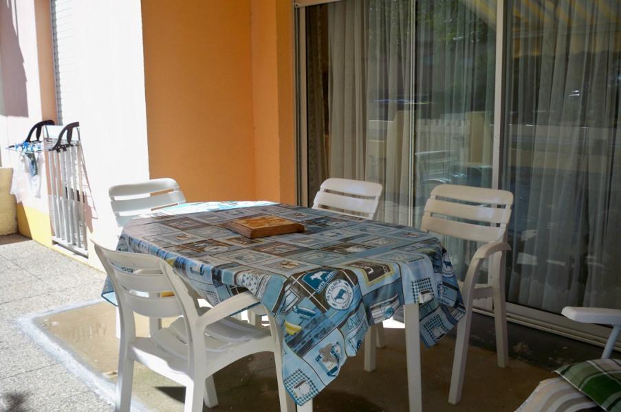 Appartement - Port Plage 2 - 4 pers. - 50 m. de la mer.RDC