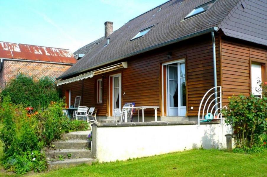 Gîte Chez Gustave à Rocquigny - à 30 km de Rethel Maison indépendante.