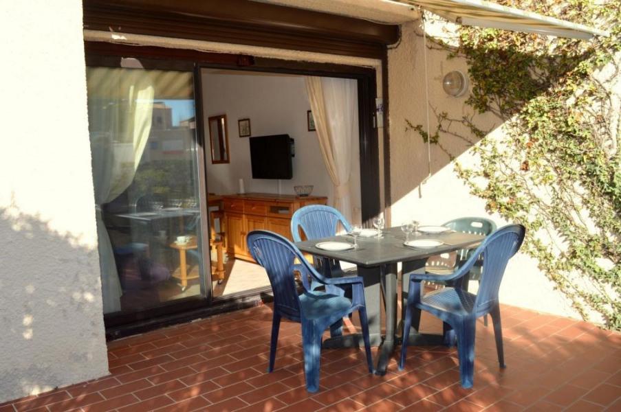 Port-Leucate(11) - Quartier naturiste - Aphrodite village. Deux pièces - 24 m² environ - jusqu'à 4 personnes. Aphrodi...