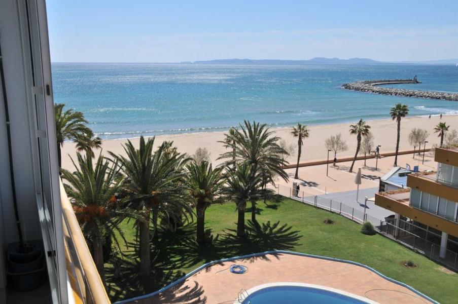 Alquileres de vacaciones Rosas - Apartamento - 4 personas - Cable / satélite - Foto N° 1