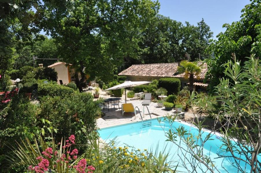 Location vacances Saint-Alban-Auriolles -  Maison - 2 personnes - Barbecue - Photo N° 1