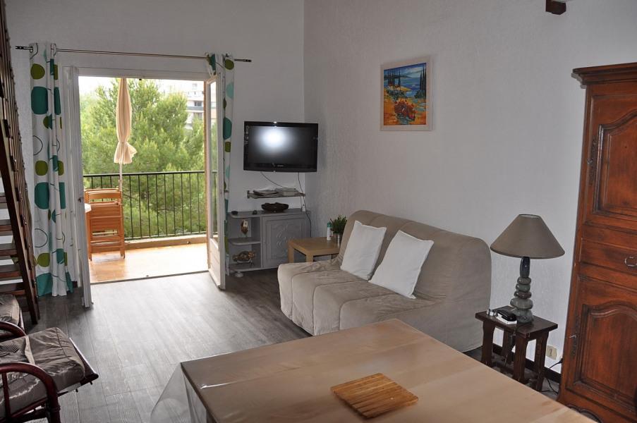 Location vacances Hyères -  Appartement - 6 personnes - Chaîne Hifi - Photo N° 1