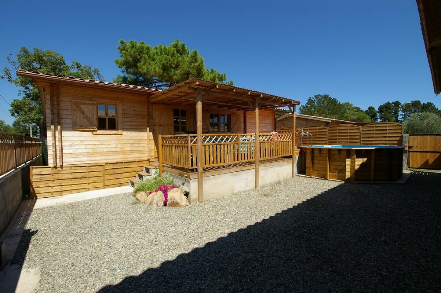 Holiday rentals Ventiseri - House - 4 persons - BBQ - Photo N° 1