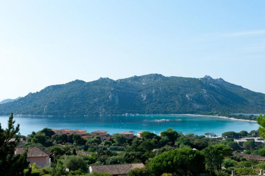 Appartement 1 chambre dans un magnifique domaine, baie de Santa Giulia...