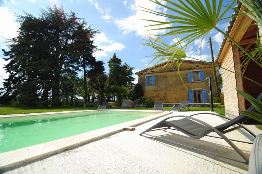 Holiday rentals Eurre - House - 10 persons - BBQ - Photo N° 1