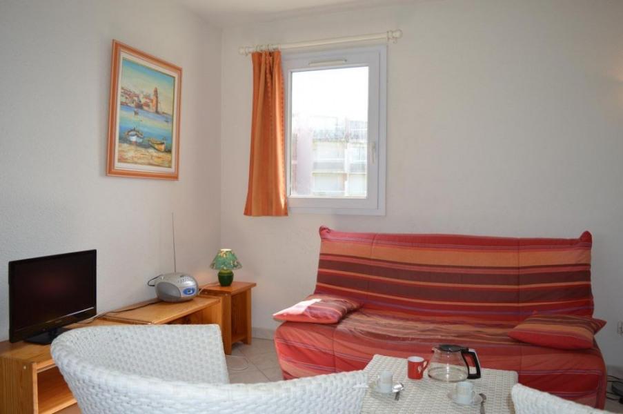 Résidence Les Goélettes, appartement 3 pièces de 55 m² environ pour 6 personnes située en front de mer, dans le quart...