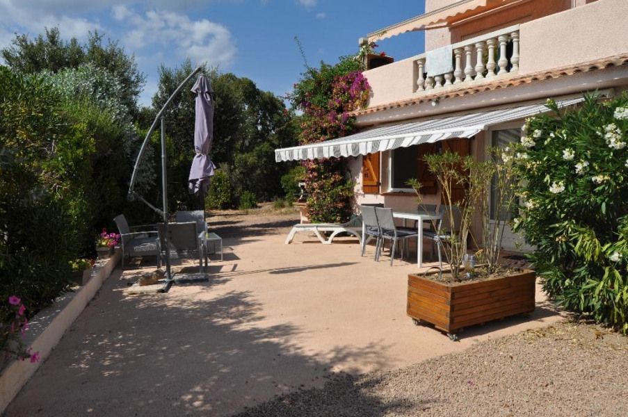 Holiday rentals Zonza - Apartment - 6 persons - BBQ - Photo N° 1