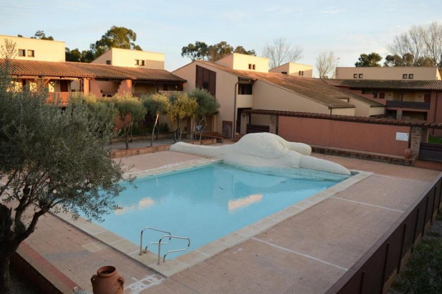 Saint Cyprien (66) - Quartier Golf - Résidence du golf - Studio de 28 m² environ pour 2 personnes.