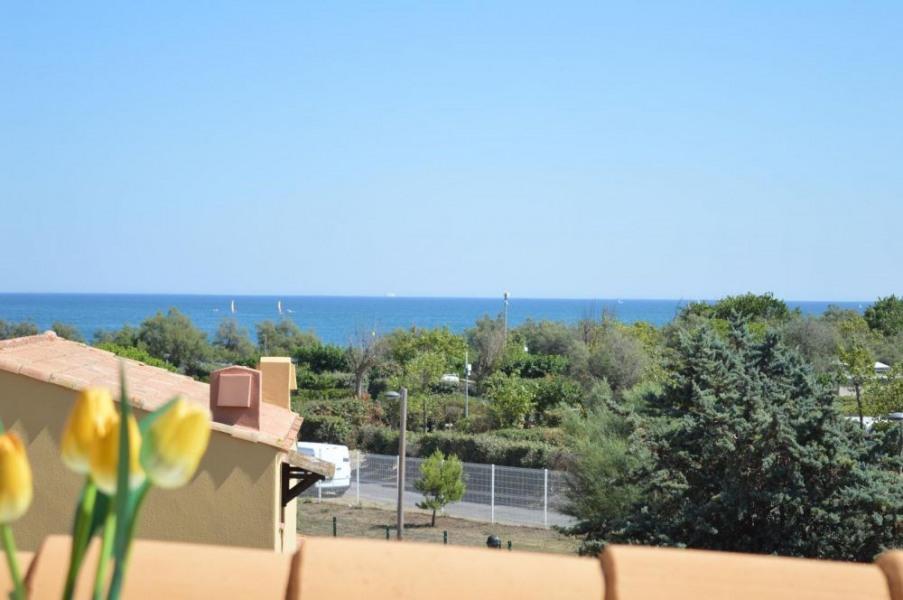Résidence Neptuna, appartement 3 pièces de 44 m² environ pour 6 personnes située à 20 m de la plage de la Roquille , ...