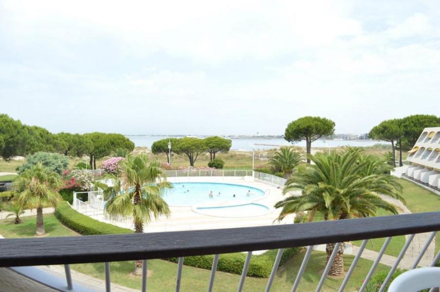 Appartement deux pièces de 44 m² environ pour 6 personnes situées dans le quartier nord de Port Camargue et sur plage...