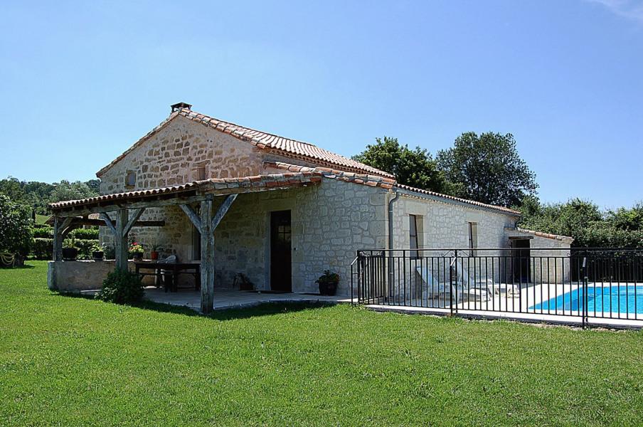 Location vacances Montpezat -  Gite - 7 personnes - Barbecue - Photo N° 1