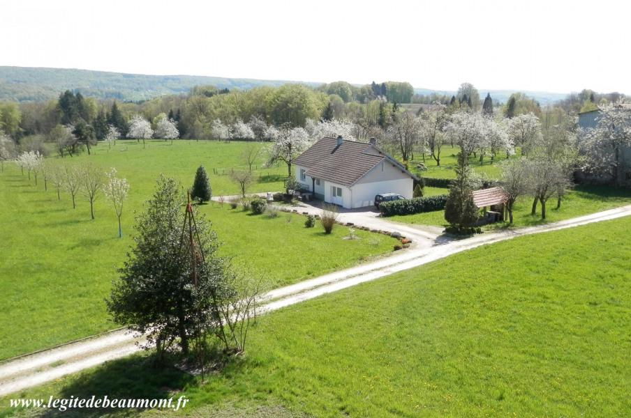 Holiday rentals Plombières-les-Bains - House - 5 persons - BBQ - Photo N° 1