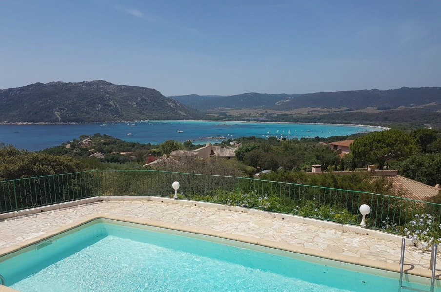 Holiday rentals Porto-Vecchio - House - 8 persons - BBQ - Photo N° 1