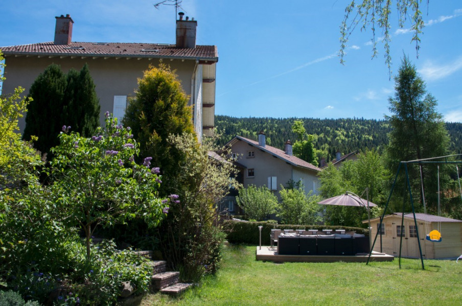 Location vacances Gérardmer -  Maison - 12 personnes - Barbecue - Photo N° 1