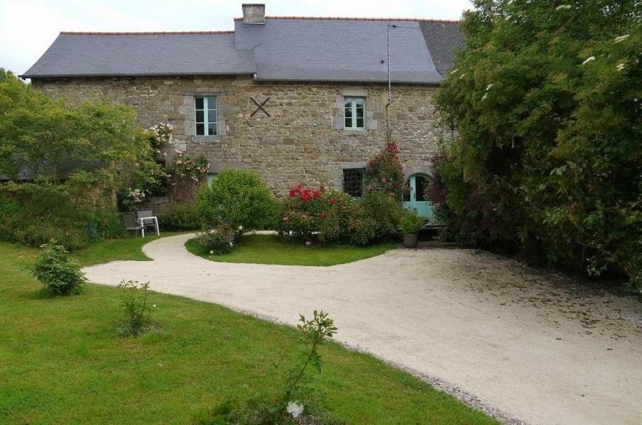 Location vacances La Baussaine -  Maison - 5 personnes - Barbecue - Photo N° 1