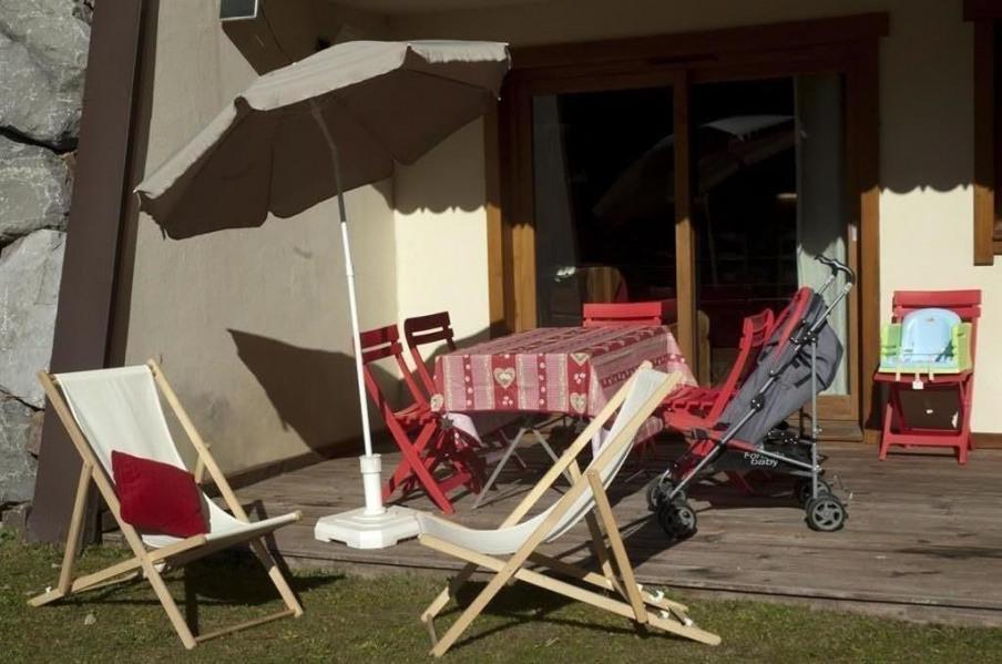 Ferienwohnungen Crest-Voland - Wohnung - 7 Personen - Liegestuhl - Foto Nr. 1