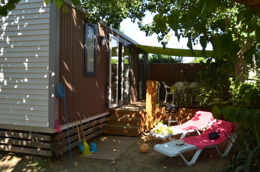 Location vacances Agde -  Camping - 6 personnes -  - Photo N° 1