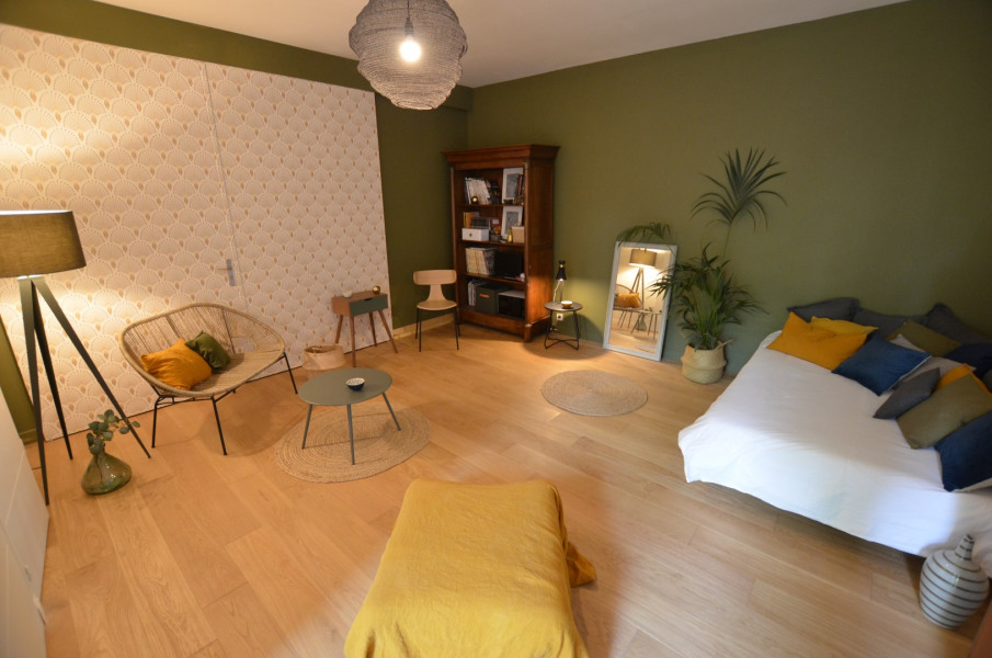 Location vacances Rouen -  Appartement - 4 personnes - Salon de jardin - Photo N° 1