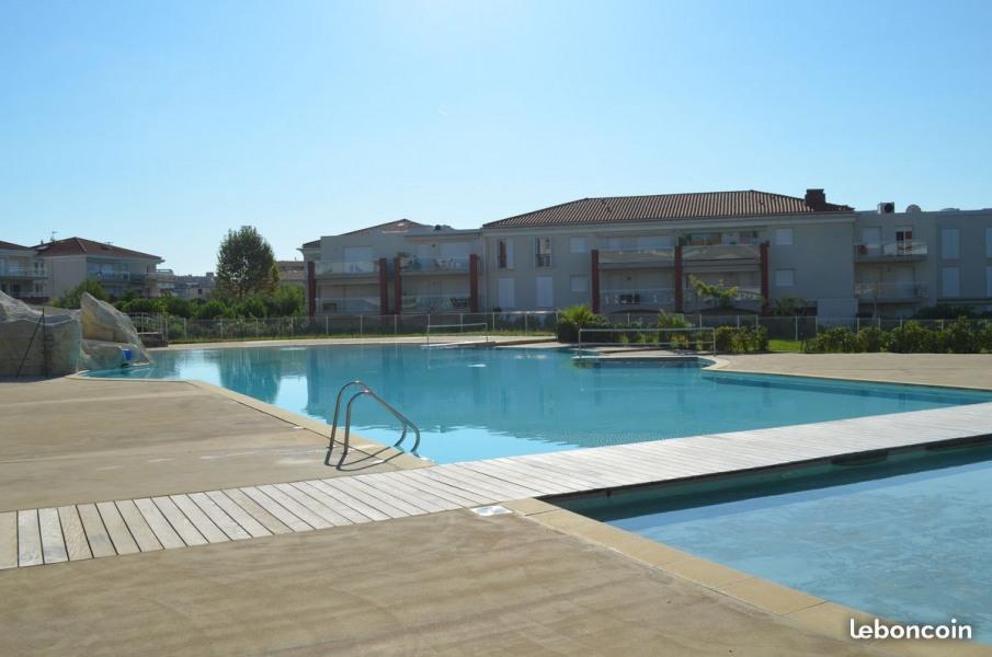 Location vacances Antibes -  Appartement - 3 personnes - Salon de jardin - Photo N° 1