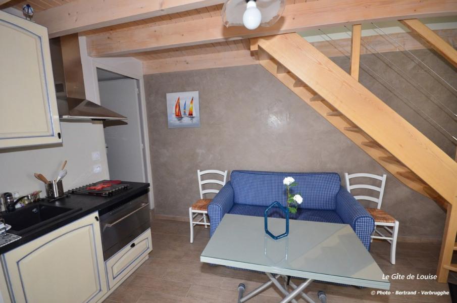 Small house independent bedroom duplex studio - Landebaëron