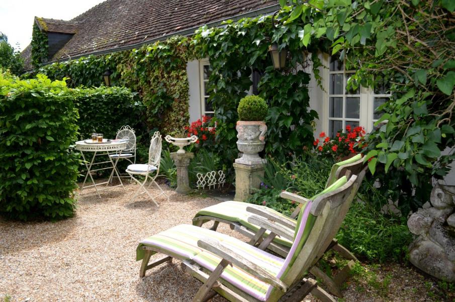 Gîte de charme 2p. avec piscine, proche zoo de Beauval et châteaux - Selles sur Cher