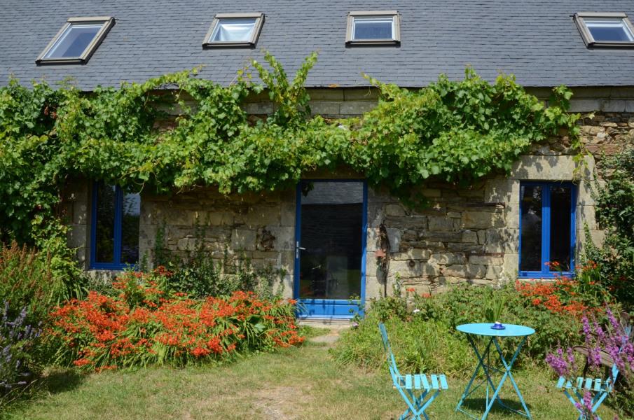 Location vacances Plovan -  Maison - 5 personnes - Barbecue - Photo N° 1