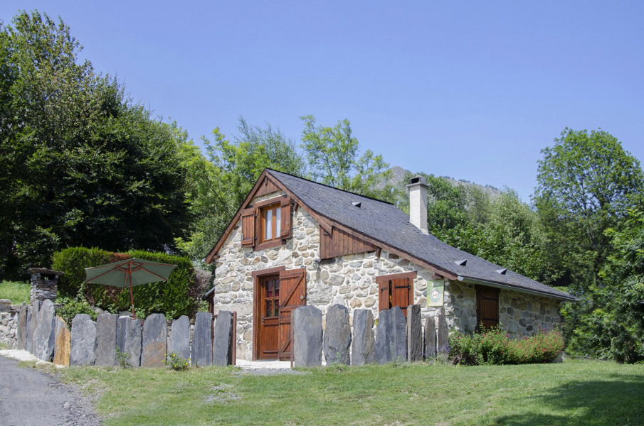 Location vacances Arcizans-Dessus -  Gite - 2 personnes - Barbecue - Photo N° 1