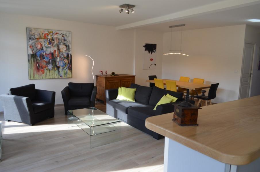 Le salon / salle à manger de 50 m2