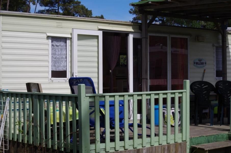 Mobil Home pour 4 pers. avec piscine, La Tremblade