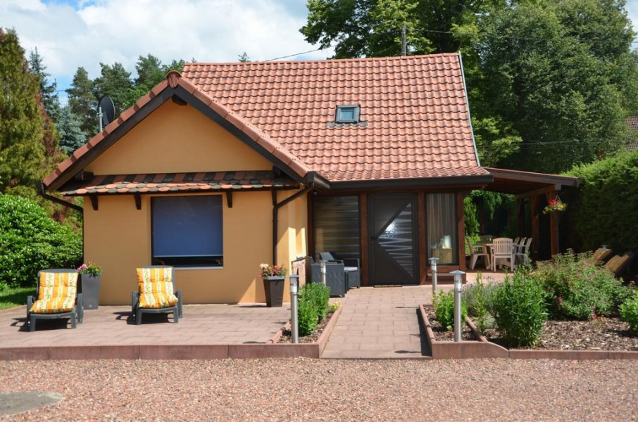 Location vacances Dambach -  Maison - 7 personnes - Barbecue - Photo N° 1