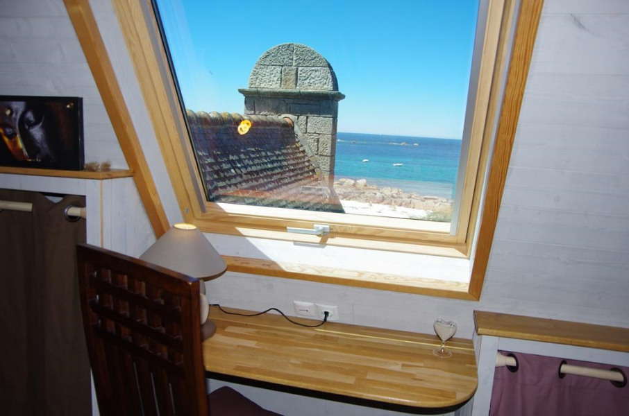 Holiday rentals Plouescat - Apartment - 5 persons - BBQ - Photo N° 1